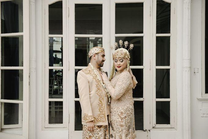 Syifa & Karim | Wedding by Kotak Imaji - 046
