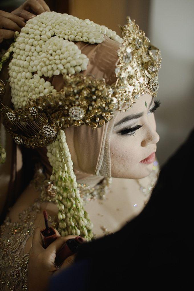 Syifa & Karim | Wedding by Kotak Imaji - 008