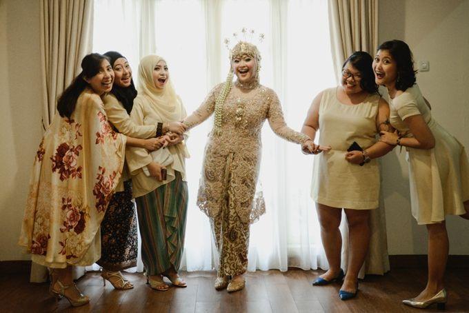 Syifa & Karim | Wedding by Kotak Imaji - 009