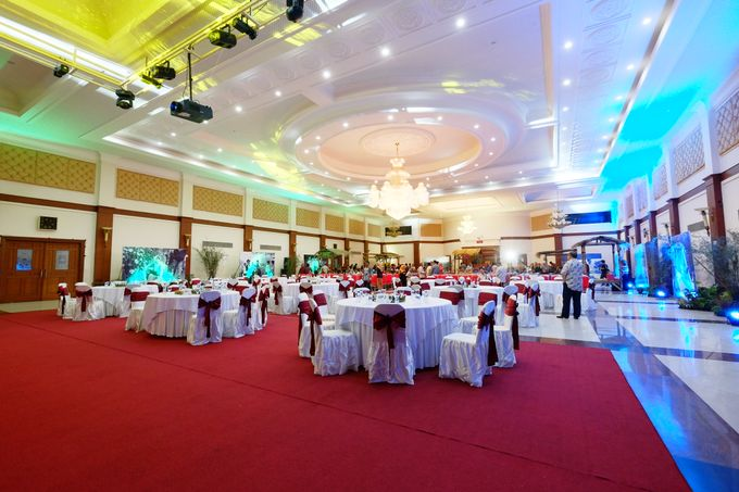 Dinner For Vip by BRAJA MUSTIKA Hotel & Convention Centre - 001