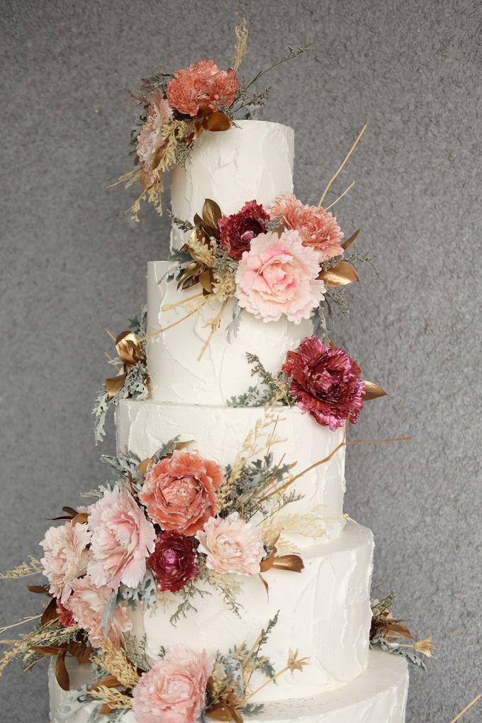 The Wedding of Yosep & Livita by KAIA Cakes & Co. - 004