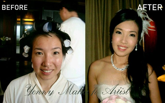 Before & After by Yenny Makeup Artist - 003