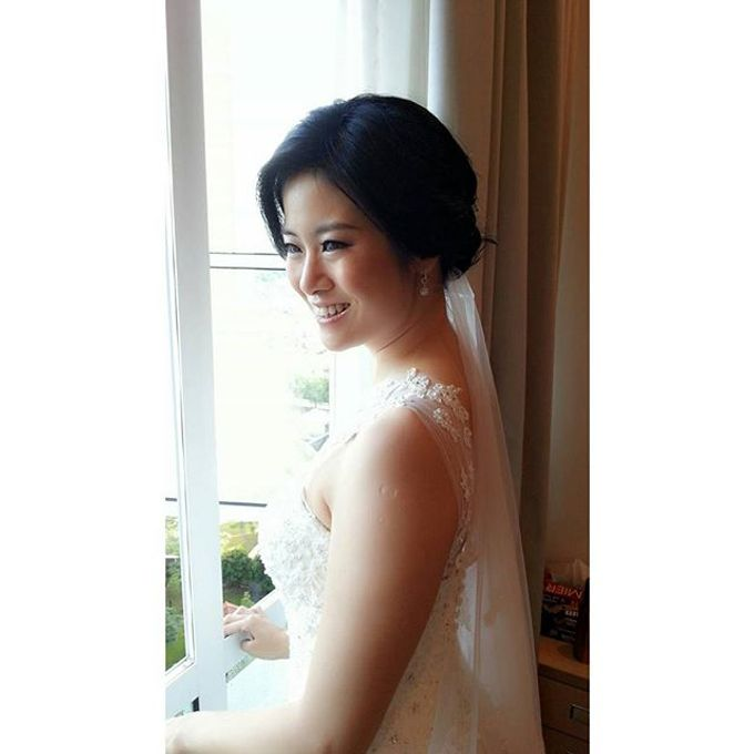 Bridal Makeup and Hairstyle by SueLim & artmakeup - 009