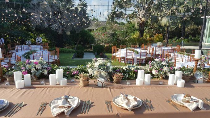 Sunset Garden Party by d'Oasis Florist & Decoration - 029