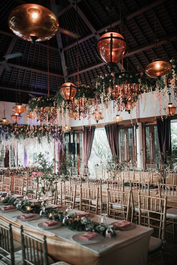 The Wedding of Tommy & Jenna by Bali Yes Florist - 016