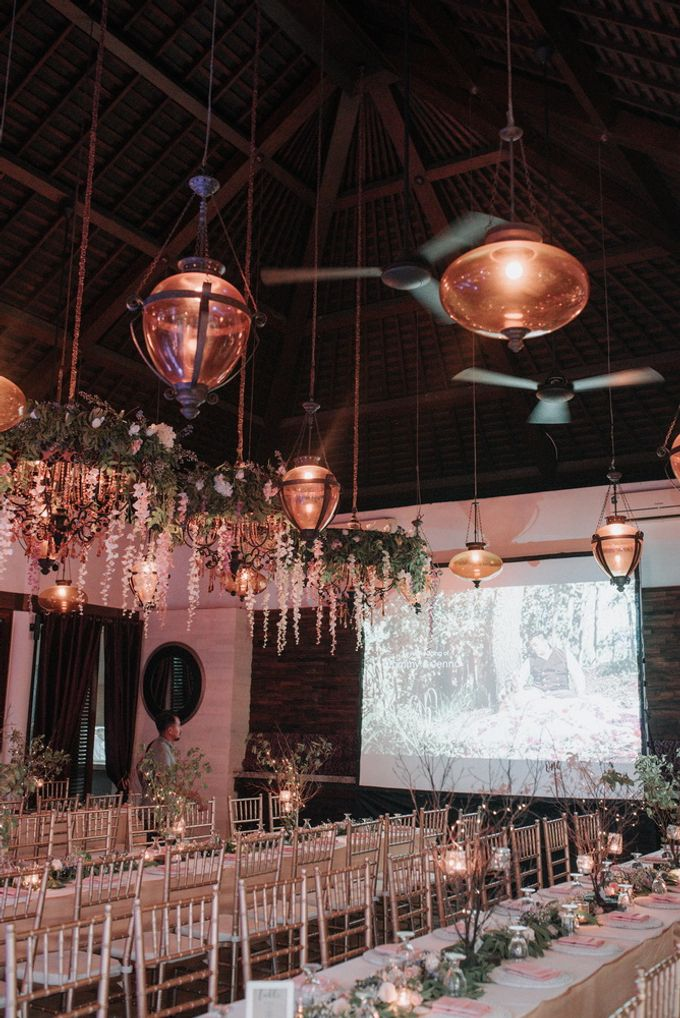 The Wedding of Tommy & Jenna by Bali Yes Florist - 017