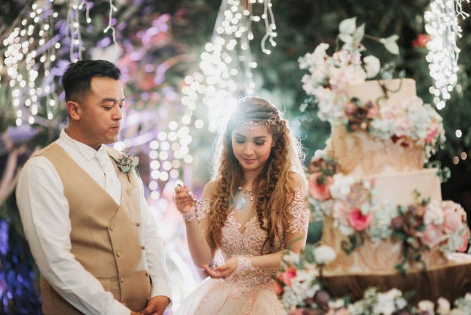 The Wedding of Tommy & Jenna by Bali Yes Florist - 018