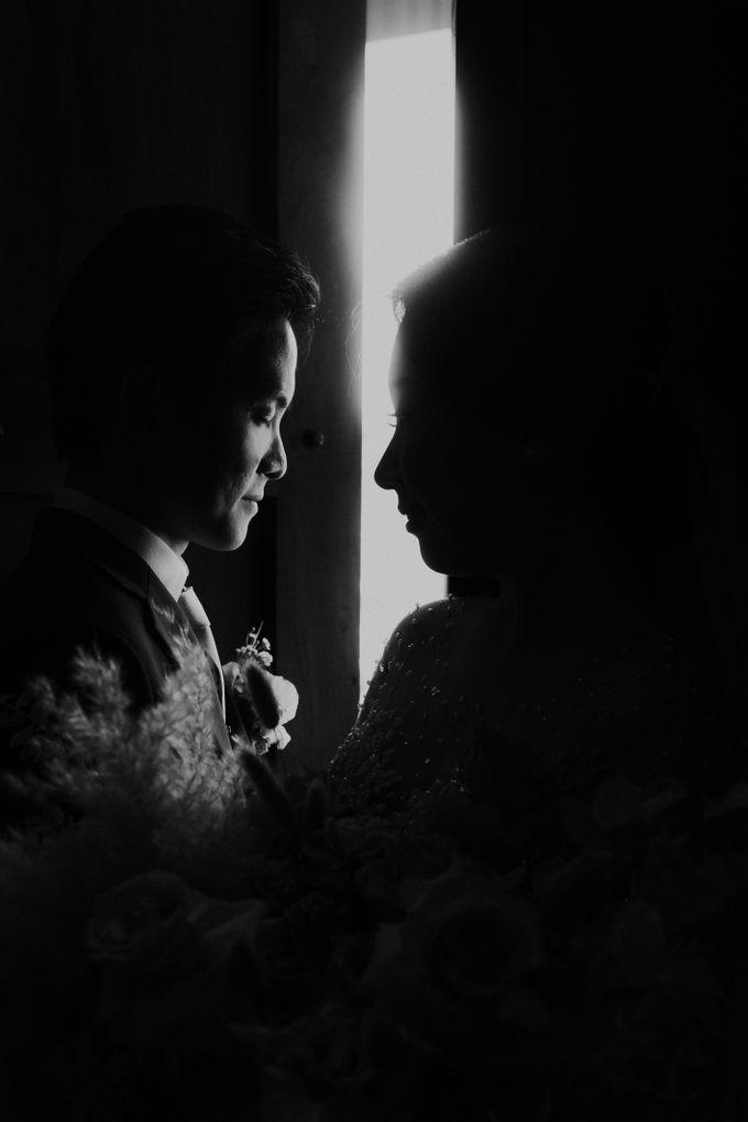 Catholic Wedding Ceremony of Tommy & Imelda by Vilia Wedding Planner - 018