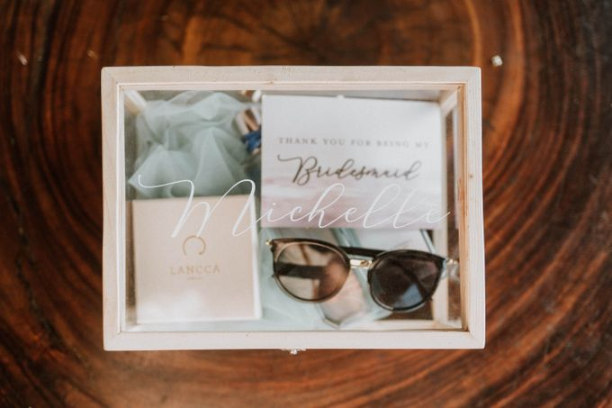 Wedding Favours and Gift from Tommy & Imelda Wedding by Vilia Wedding Planner - 010
