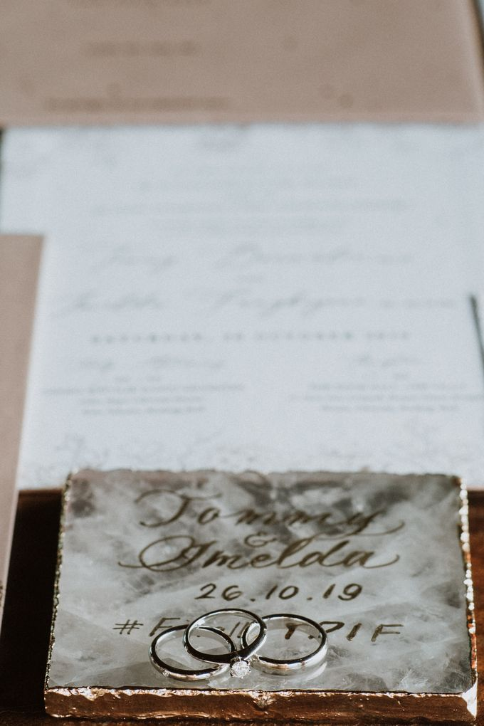Wedding Favours and Gift from Tommy & Imelda Wedding by Vilia Wedding Planner - 003