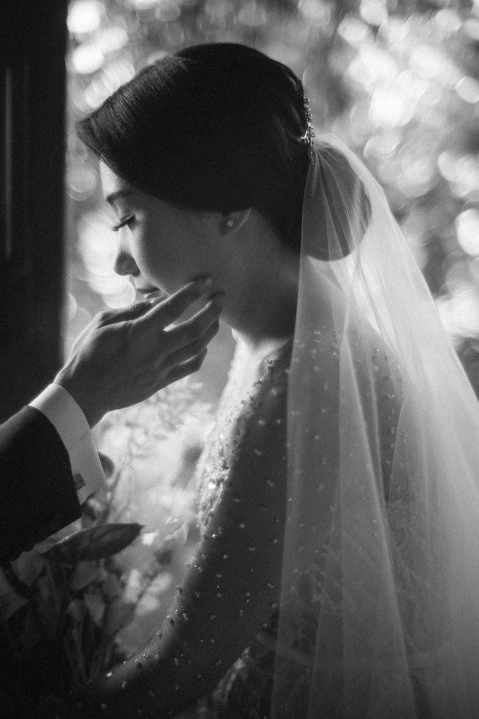 Catholic Wedding Ceremony of Tommy & Imelda by Vilia Wedding Planner - 002
