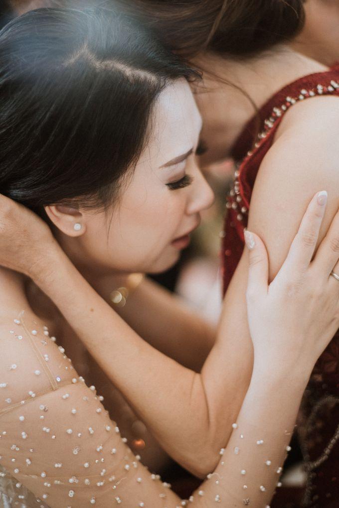 Catholic Wedding Ceremony of Tommy & Imelda by Vilia Wedding Planner - 009