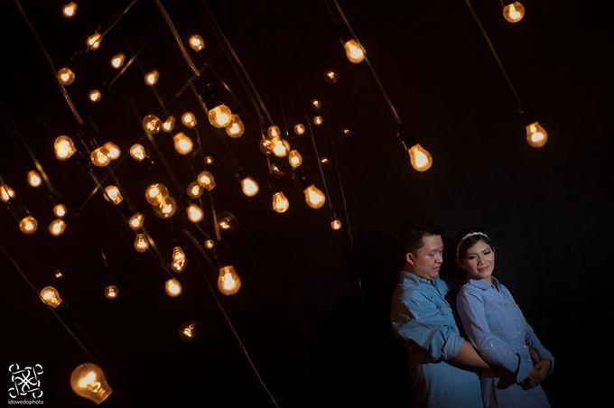 Prewedding of Joshua and Tiur by Letisia makeup - 012