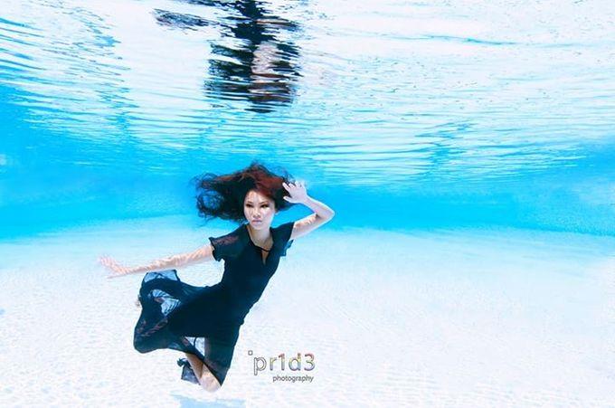 Underwater Pre Wedding Shoot by Beautistylebykoreen - 010