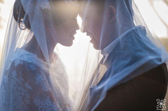 Prewedding of Joshua and Tiur by Letisia makeup - 001