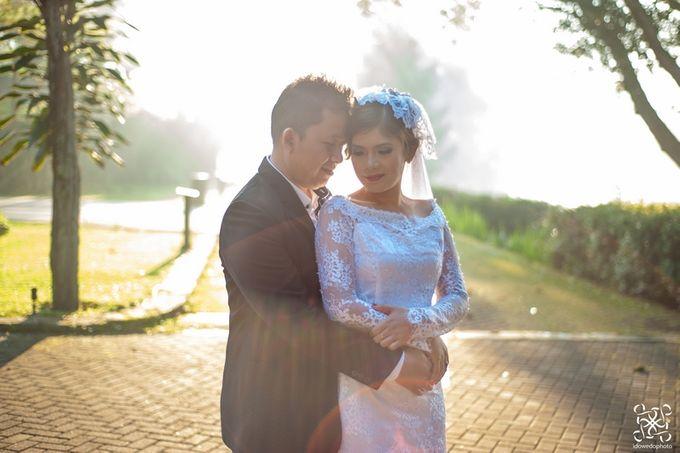 Prewedding of Joshua and Tiur by Letisia makeup - 002