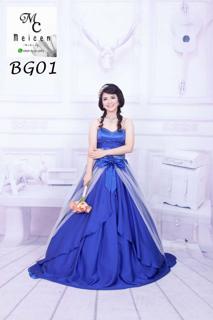 Gaun Disewakan by Meicen Professional Makeup Artist - 007