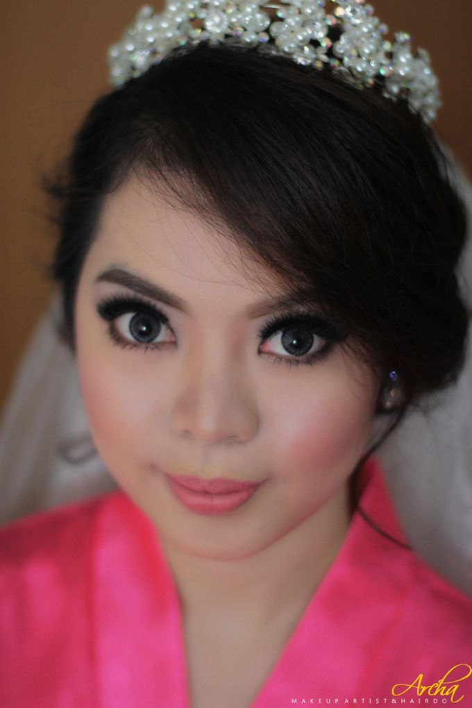 My Bridal Makeup by Archa makeup artist - 011