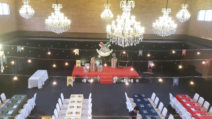 Harry Potter Theme For 18th Birthday by Evlin Decoration - 002