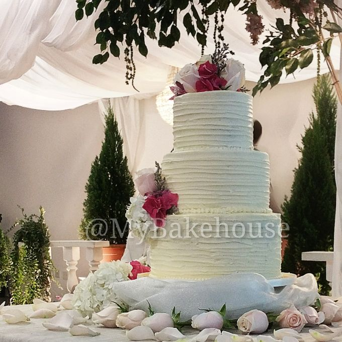 Wedding Cakes by My Bakehouse - 004