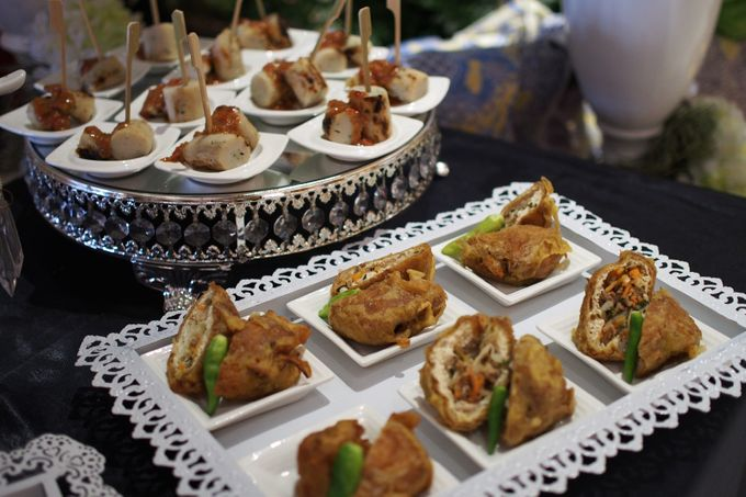 Wedding Reception by The NJONJA, Gourmet Catering - 006
