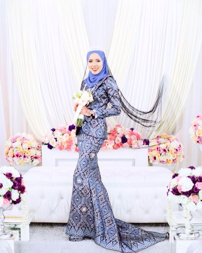 Songket Collection by Emma Wedding - 001