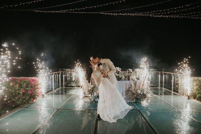 Chris & Calista Real Wedding at The Stone House by Tirtha by Tirtha Bali - 048