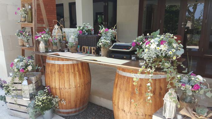 Sunset Garden Party by d'Oasis Florist & Decoration - 040
