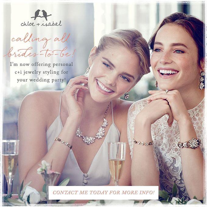 Bridal Jewelry Ideas by C+I Jewelry By Shannon Lenz - 006
