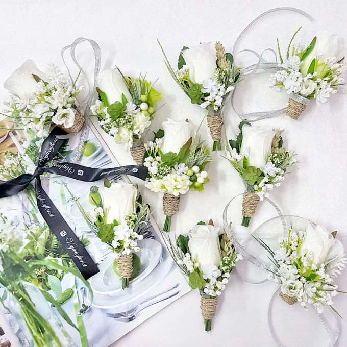 All About The Details Of Corsages  by visylviaflorist - 014