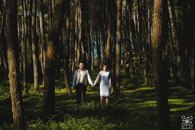 Prewedding of Joshua and Tiur by Letisia makeup - 007
