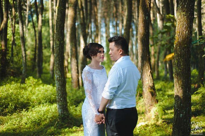 Prewedding of Joshua and Tiur by Letisia makeup - 008