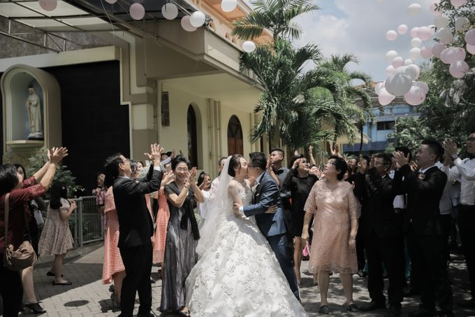 The Wedding of Hendrik & Audry by FROST Event Designer - 040