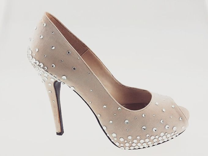 Shoes For Wedding by Moments Shoe - 005