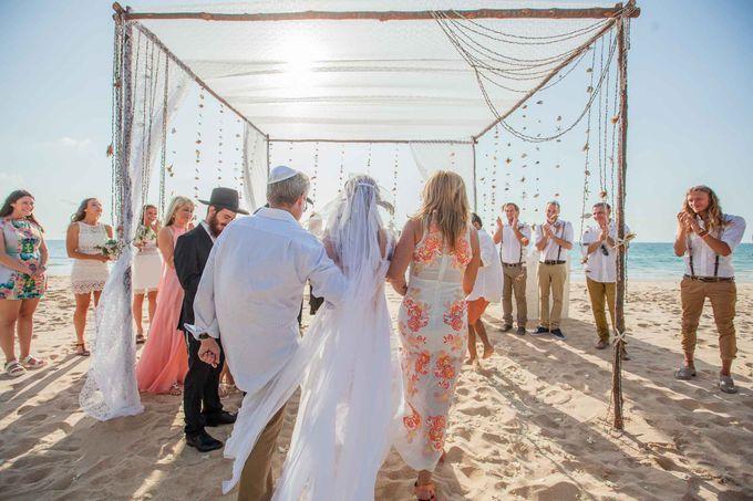 Bohemian Jewish Beach Wedding by Luxury Events Phuket - 027