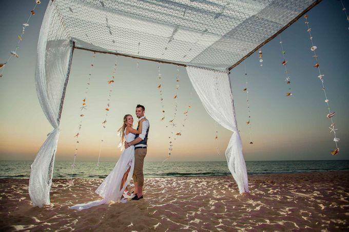Bohemian Jewish Beach Wedding by Luxury Events Phuket - 031
