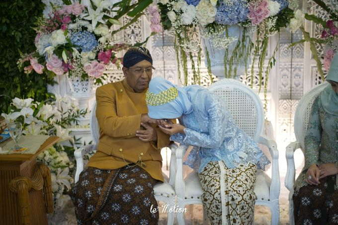 Siraman & Midodareni - Tradisional Jawa by Charissa Event & Wedding Decoration - 009