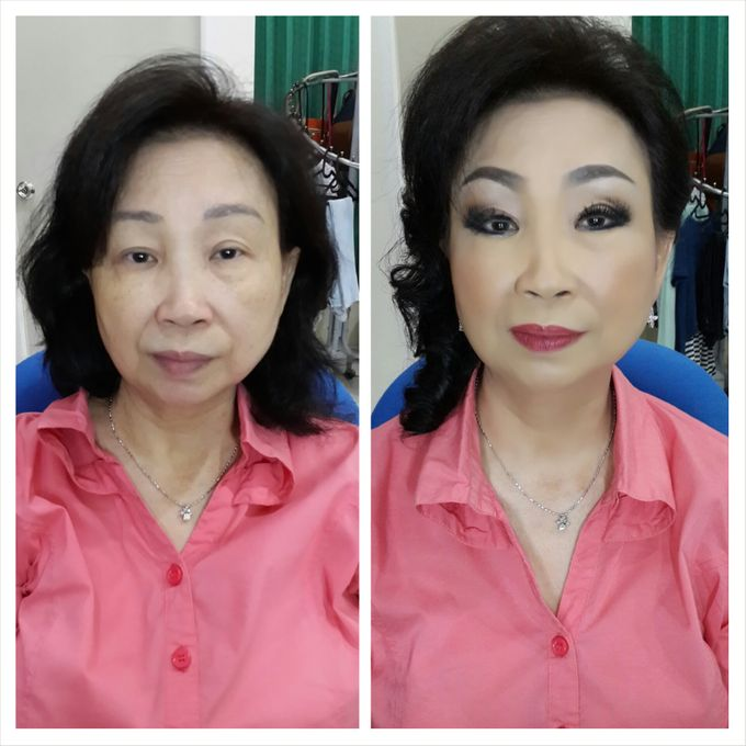 Mom's Make Up & Hair Do by IBELmakeuppro - 016