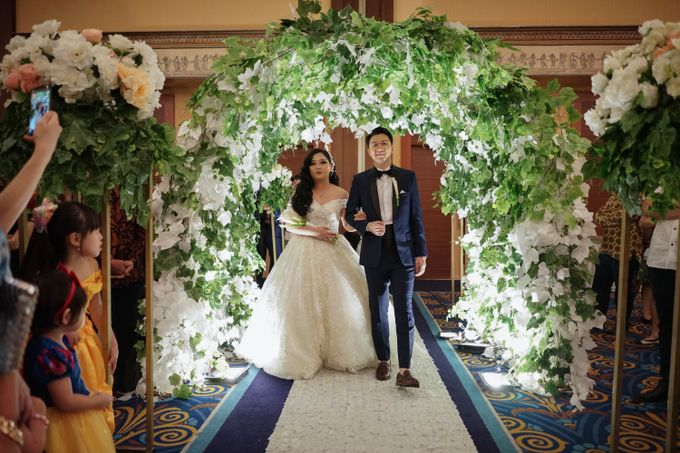 Wedding Of Tommy & Anna (Green) by Ohana Enterprise - 025