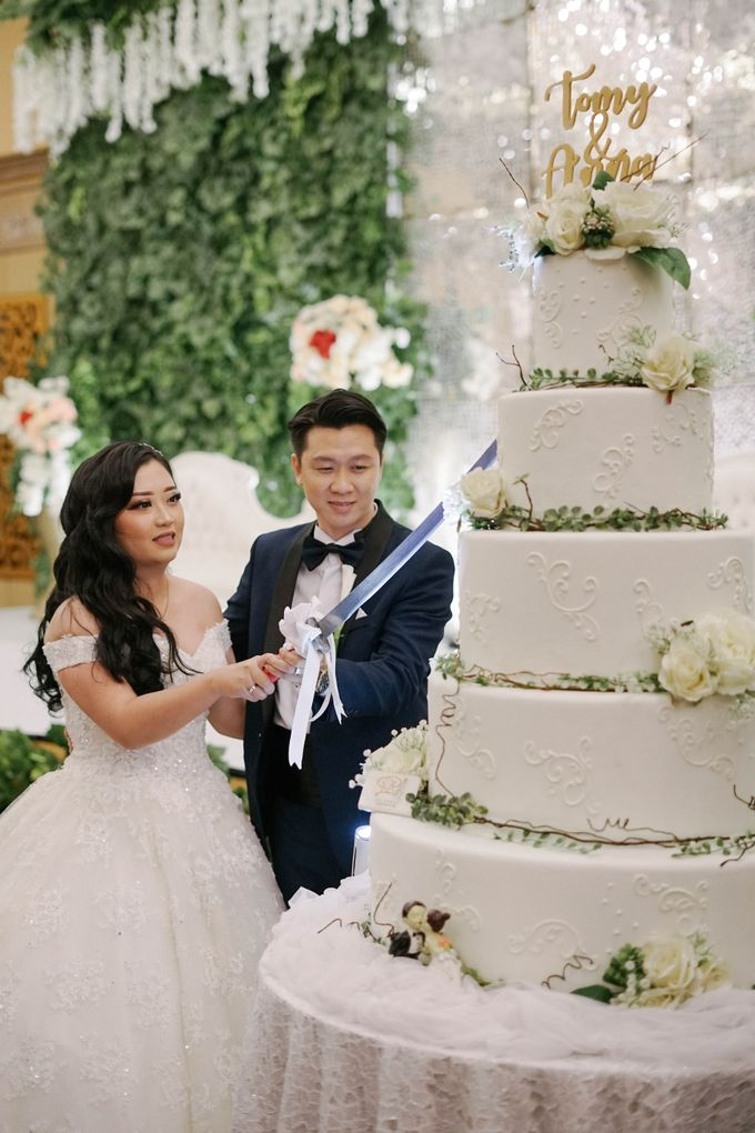 Wedding Of Tommy & Anna (Green) by Ohana Enterprise - 029