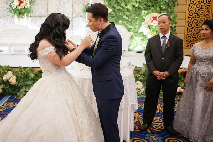 Wedding Of Tommy & Anna (Green) by Ohana Enterprise - 031