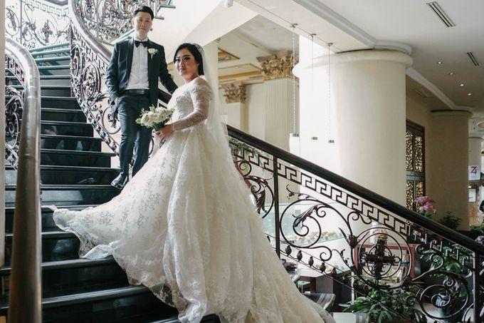 Wedding Of Tommy & Anna (Green) by Ohana Enterprise - 007
