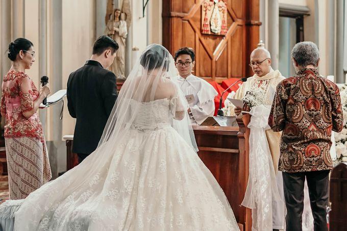 Wedding Of Tommy & Anna (Green) by Ohana Enterprise - 011