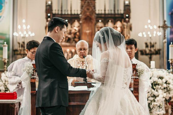 Wedding Of Tommy & Anna (Green) by Ohana Enterprise - 012