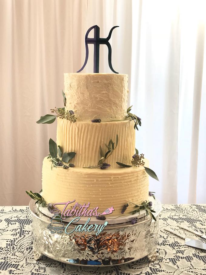 Wedding  by Tabitha's Cakery - 001