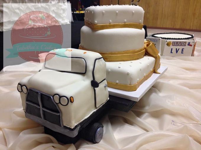 Wedding  by Tabitha's Cakery - 006