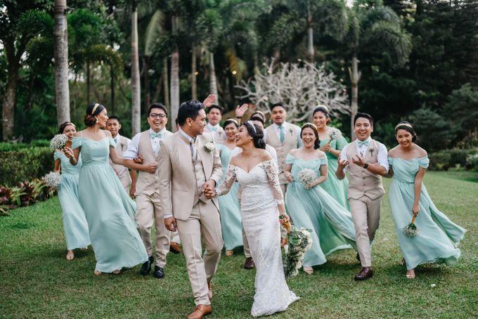 Tagaytay Wedding  Neil & Aika  Hillcreek Gardens by The LoveStruck Photography - 048