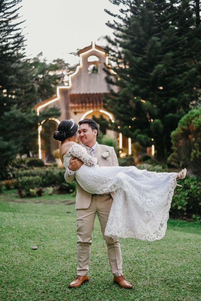 Tagaytay Wedding  Neil & Aika  Hillcreek Gardens by The LoveStruck Photography - 049