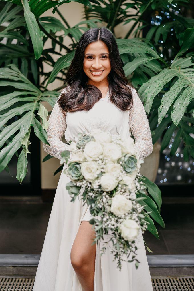 Tagaytay Wedding  Neil & Aika  Hillcreek Gardens by The LoveStruck Photography - 009