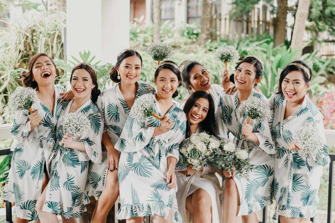 Tagaytay Wedding  Neil & Aika  Hillcreek Gardens by The LoveStruck Photography - 022
